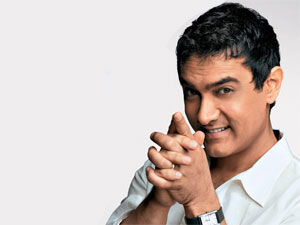 Aamir Khan does it for a female cab driver!