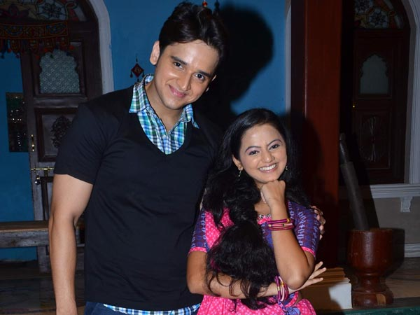 Sujay and Helly Shah in Alaxmi
