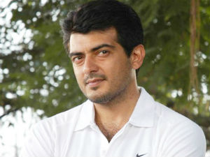 Ajith follows Rajinikanth's footsteps!