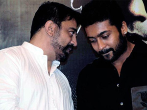Surya not part of Kamal Hassan's Hollywood project