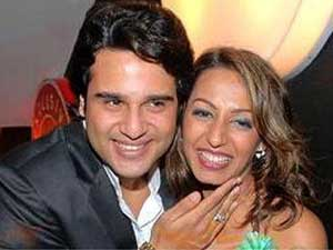 Image result for kashmera shah first husband
