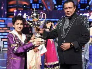 Faizal's the winner of Dance India Dance Li'l Masters