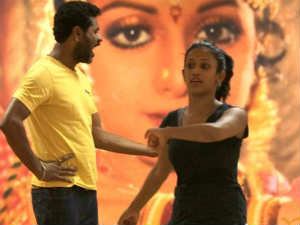 Prabhu Deva's in love again