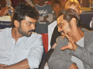 Thaandavam audio launch function: An evening to remember
