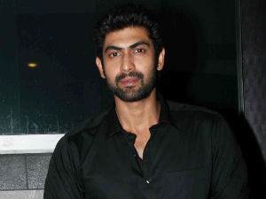 Rana Daggubati shoots for Ajith-Vishnuvardhan film