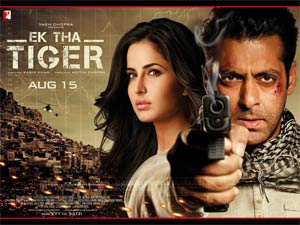 Ek Tha Tiger sets a record at Chennai Box Office too