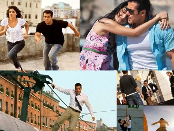 Still from Ek Tha Tiger