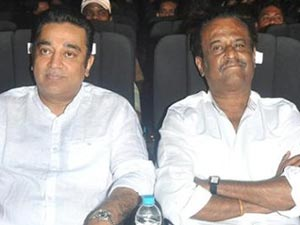Rajinikanth-Kamal Hassan coming together again!