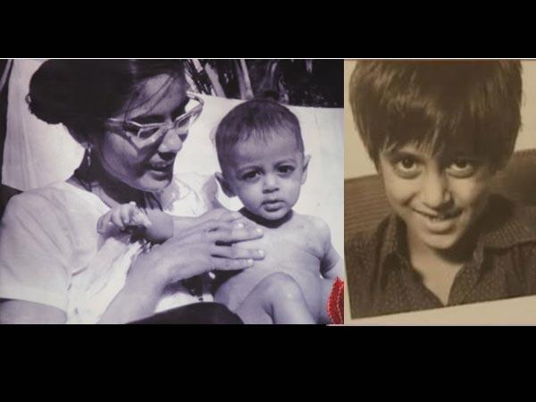 Salman Khan - Salman Khan's mother once revealed that the actor was a ... Shahrukh Khan Parents