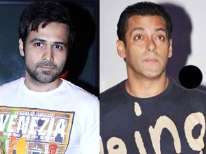 Emraan and Salman Khan