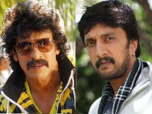 Why Sudeep is jealous of Upendra?