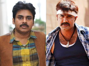 Srikanth seeks Pawan Kalyan's blessings