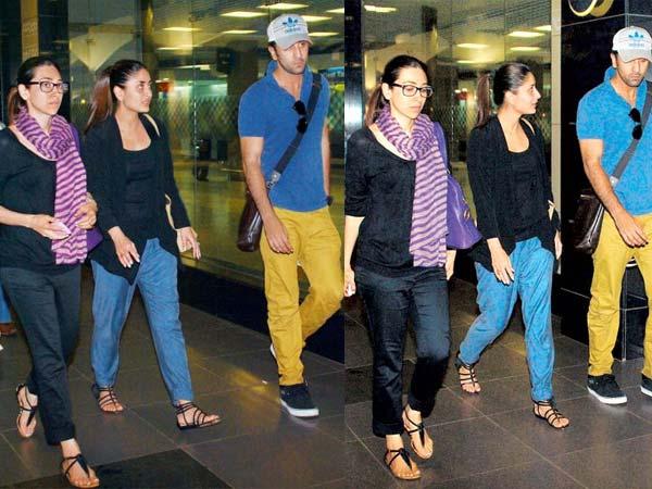 Picture: Ranbir Kapoor, Kareena Kapoor, Karisma Kapoor ...