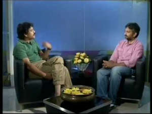 Rajamouli and Nagarjuna