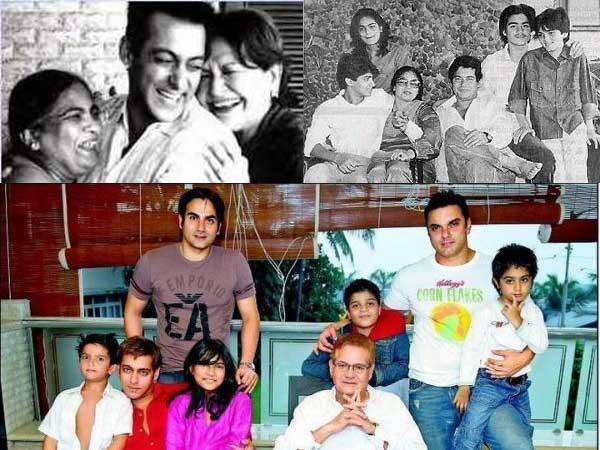 Salman Khan's Family In Picture