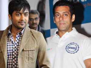 Salman Khan steps into the shoes of Surya