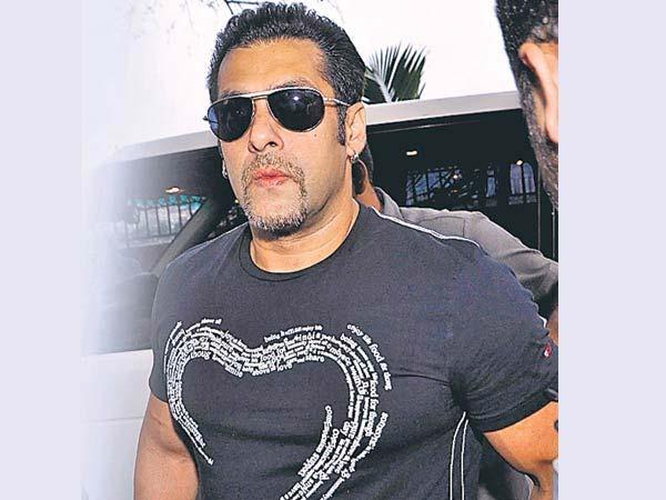 Salman Khan French Beard Salman Khan New Look Bigg