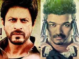 Jab Tak Hai Jaan to clash with Thuppakki