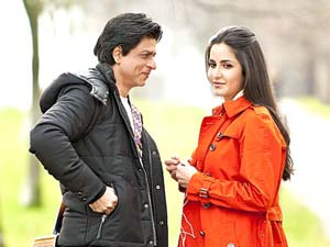 Still from Jab Tak Hain Jaan