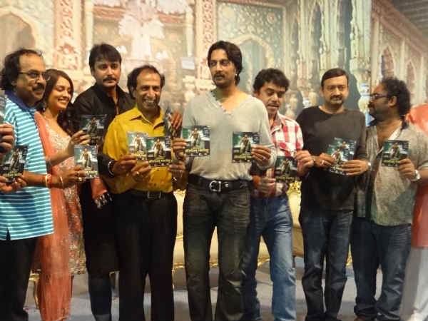 Pics: Sangolli Rayanna audio released in style