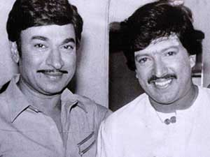 Rajkumar-Vishnu's contribution questioned by a poet