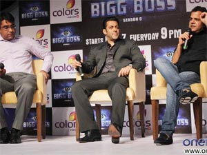 Salman Khan at Bigg Boss 6 launch