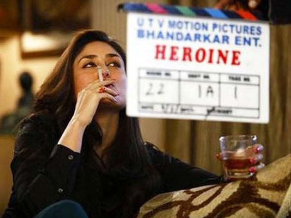 Heroine: Kareena's Smoking Scene