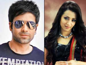 Trisha and Emraan