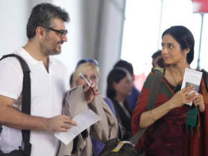 Ajith is influential in Sridevi's life!