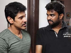 Interview - Vikram is an amazing actor: Vijay