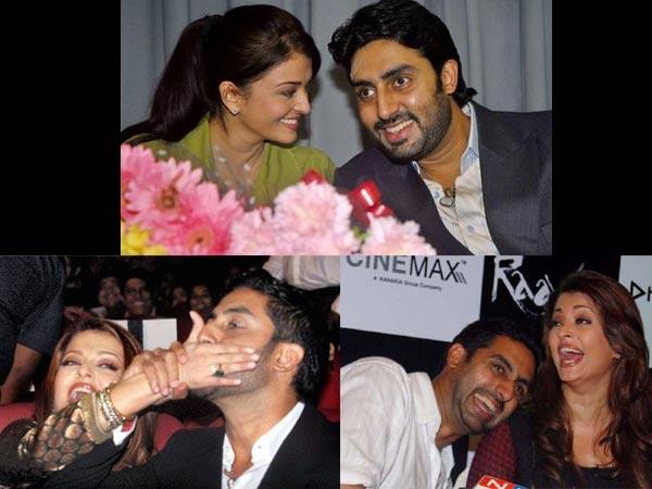 Aishwarya Rai and Abhishek Bachchan's Magical Love Story ...