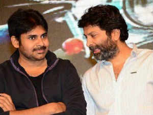 Pawan Kalyan and Trivikram