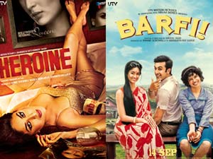 Barfi and Heroine