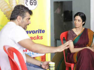 Thala does magic for Sridevi