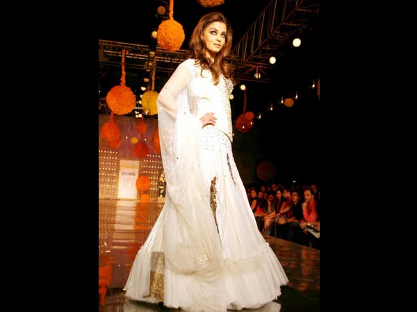 Aishwarya On Ramp