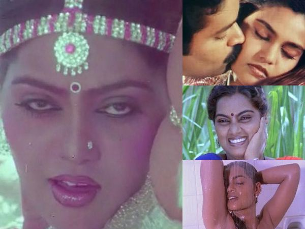 Silk Smitha Was Also Called Soft-Porn Actress