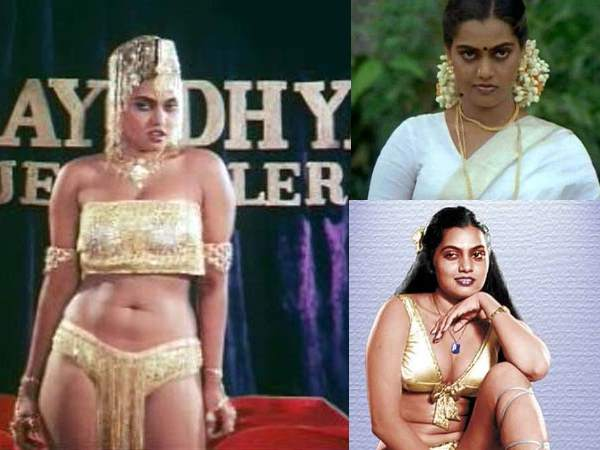 Silk Smitha Was A Box Office Queen