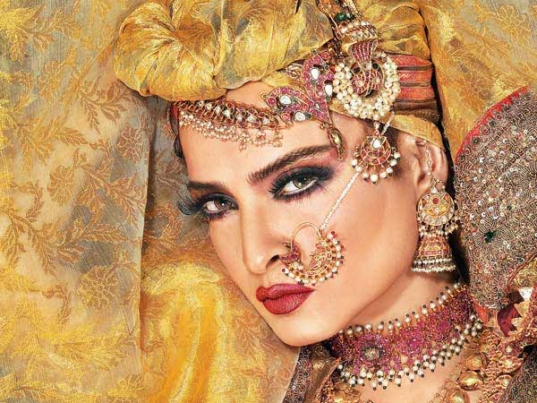 Rekha's Rare And Unseen Pictures