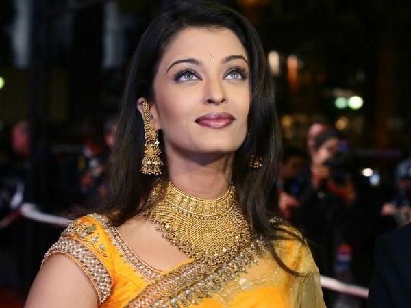 Aishwarya In Saree