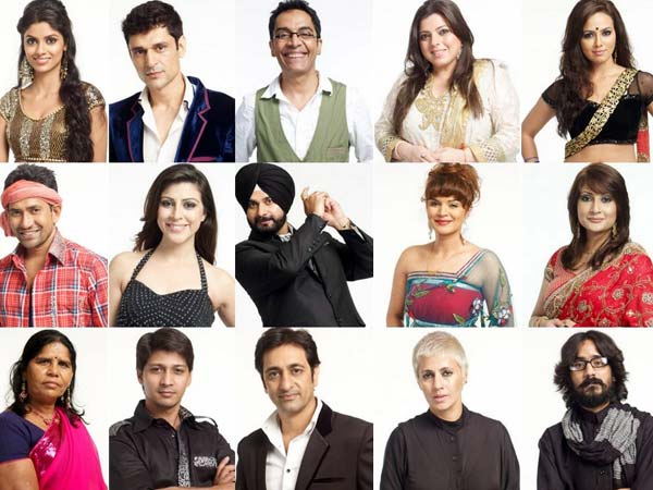 Bigg Boss 6 participants
