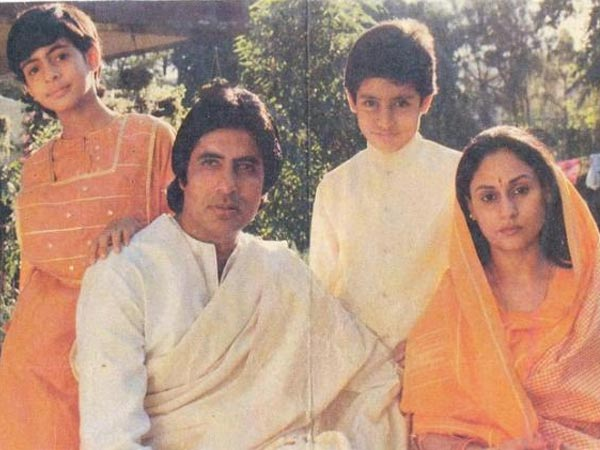 Big B's Rare And Unseen Pictures