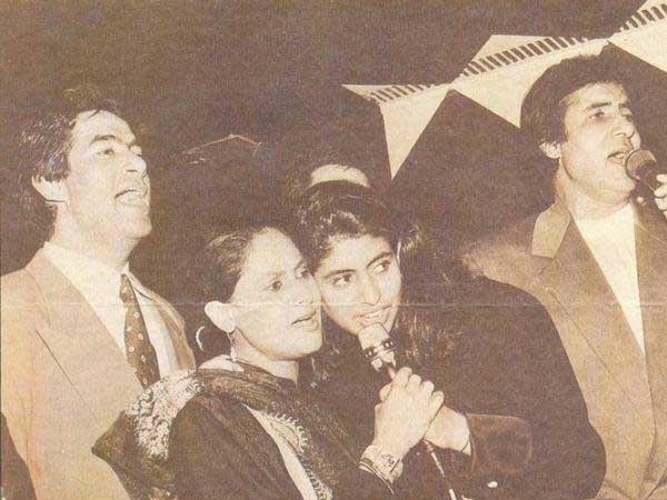 Amitabh's Rare And Unseen Pictures