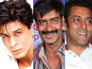 Sallu behind Ajay-SRK's Box Office war?