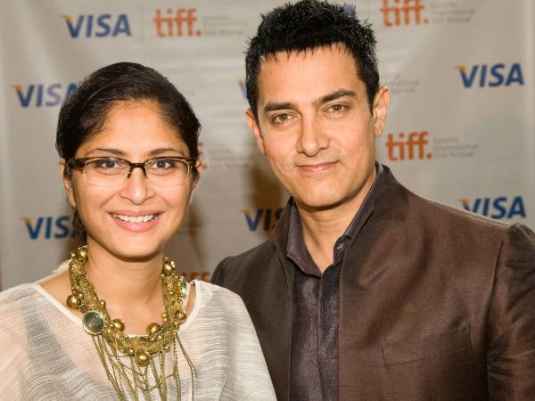Aamir-Kiran to miss Saifeena's reception