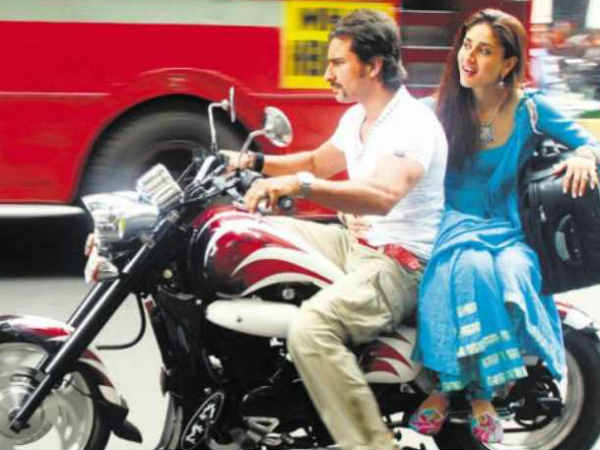 Saif-Kareena's love story