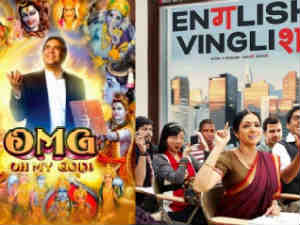 English Vinglish and OMG Oh My God