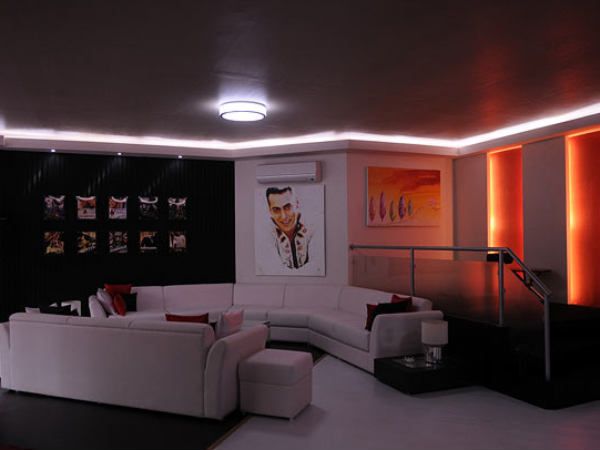 Bigg Boss Living Room For Salman Khan