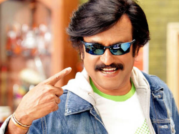 Is He Game For Rajini Film?