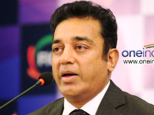 I want to go to world cinema with Tamil: Kamal Hassan