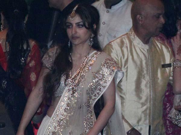 Gauri khan at saif kareena